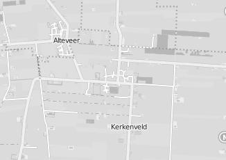 Kaartweergave van Hof in Kerkenveld