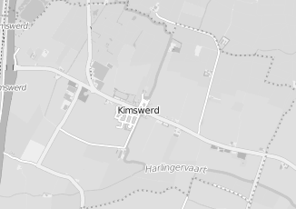 Kaartweergave van Anema in Kimswerd