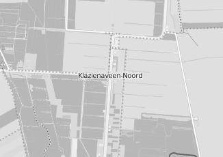 Kaartweergave van Karwei in Klazienaveen Noord