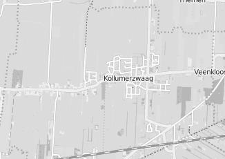 Kaartweergave van Kempenaar in Kollumerzwaag