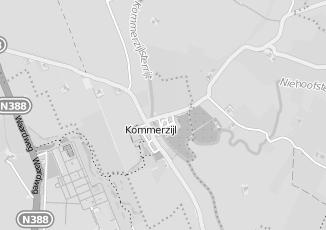 Kaartweergave van Bouwmaterialen in Kommerzijl