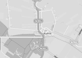Kaartweergave van Benthem in Kuinre