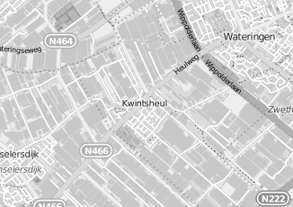 Kaartweergave van Vcanederland in Kwintsheul
