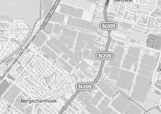 Kaartweergave van Alle inwoners in Lansingerland