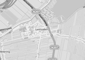 Kaartweergave van Eye fashion in Leimuiden