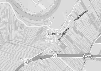 Kaartweergave van Loopbaanbegeleiding in Lexmond