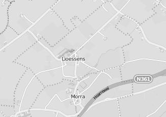 Kaartweergave van Action in Lioessens
