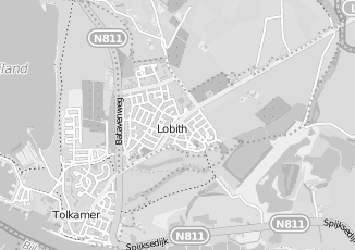 Kaartweergave van Derksen in Lobith