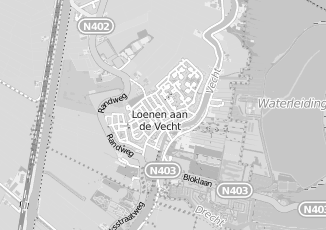 Kaartweergave van Thomas cook in Loenen