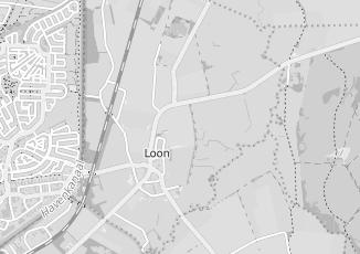 Kaartweergave van Ijszenga in Loon