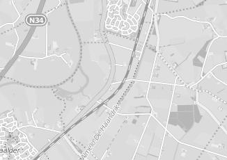 Kaartweergave van Groothandel in bouwmateriaal in Loozen