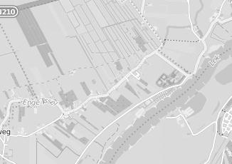 Kaartweergave van Milieustraat in Lopikerkapel