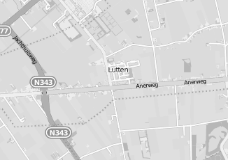 Kaartweergave van Gerrits in Lutten