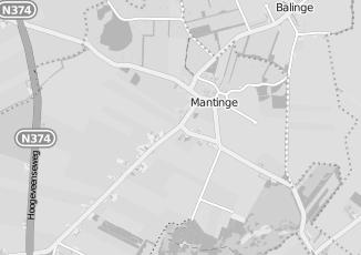 Kaartweergave van Jumbo in Mantinge
