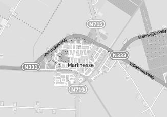 Kaartweergave van Benthem in Marknesse