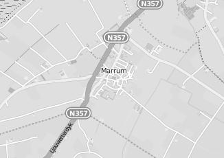 Kaartweergave van Kok in Marrum