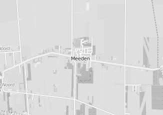 Kaartweergave van Jager in Meeden
