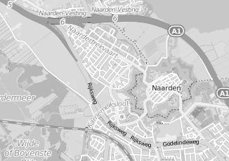 Kaartweergave van Supermarkt in Meerstad