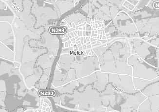 Kaartweergave van Websites in Melick