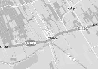 Kaartweergave van Groothandel in bouwmateriaal in Mildam