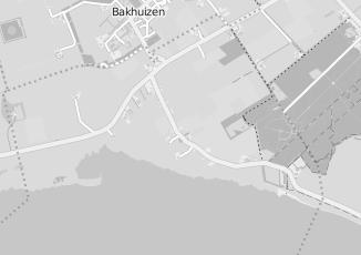 Kaartweergave van Milieustraat in Mirns