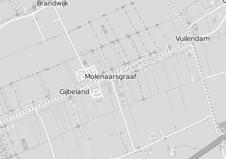 Kaartweergave van Slopen in Molenaarsgraaf