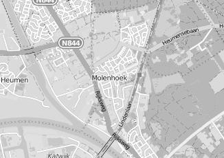 Kaartweergave van Tuinwereld in Molenhoek