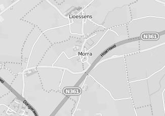Kaartweergave van Vakantiexperts in Morra