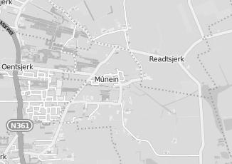 Kaartweergave van Vakantiexperts in Munein