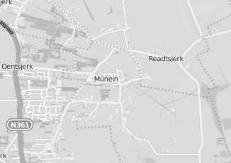 Kaartweergave van Laversma in Munein