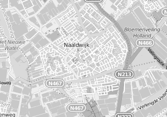 Kaartweergave van Hulst in Naaldwijk