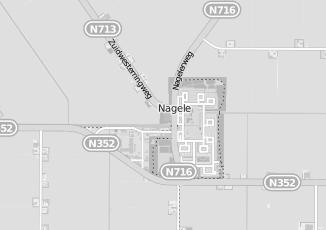 Kaartweergave van S schenk in Nagele