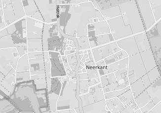 Kaartweergave van Kuijpers in Neerkant