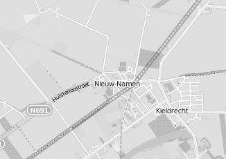 Kaartweergave van Karwei in Nieuw Namen