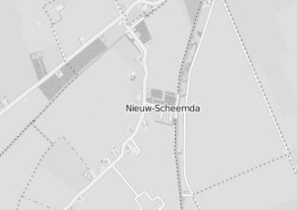 Kaartweergave van Supermarkt in Nieuw Scheemda