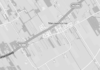 Kaartweergave van Haan in Nieuwehorne