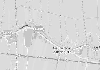 Kaartweergave van Duuren in Nieuwerbrug Aan Den Rijn