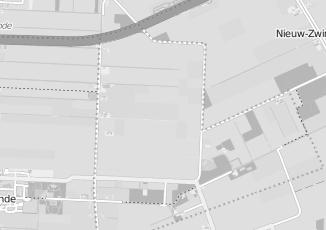 Kaartweergave van Albert heijn in Nieuwlande Coevorden
