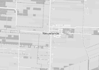 Kaartweergave van Bosch in Nieuwlande