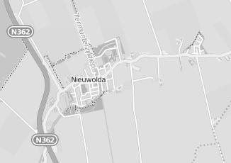 Kaartweergave van Kemper in Nieuwolda