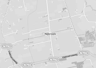 Kaartweergave van Vakantiexperts in Nijbroek