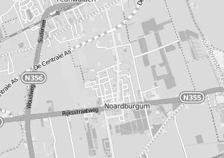 Kaartweergave van Hoekstra in Noardburgum