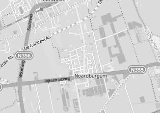Kaartweergave van P bos in Noardburgum