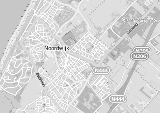 Kaartweergave van Tandarts in Noordwijk