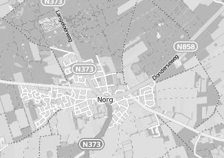 Kaartweergave van Dijk in Norg