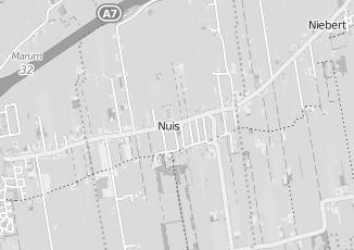 Kaartweergave van Architect in Nuis