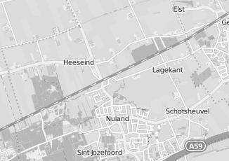 Kaartweergave van Heijmans in Nuland