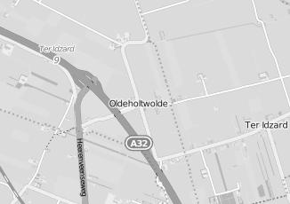 Kaartweergave van Dp auto onderdelen in Oldeholtwolde