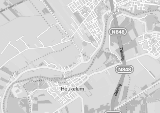 Kaartweergave van Nissan in Oosterwijk