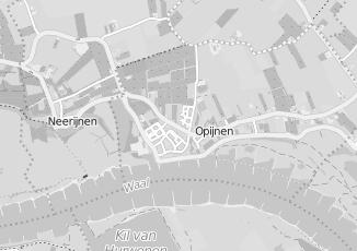 Kaartweergave van Ruiter in Opijnen